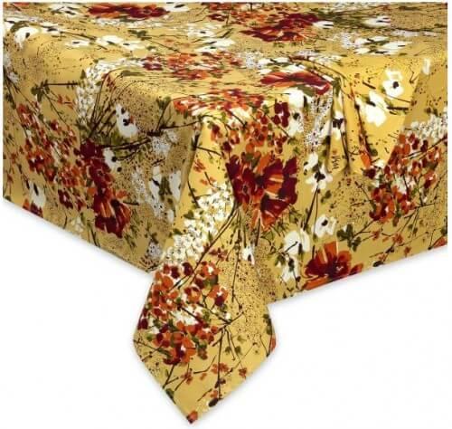 vintage vera neumann tablecloth