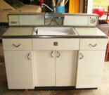 vintage kitchen sink