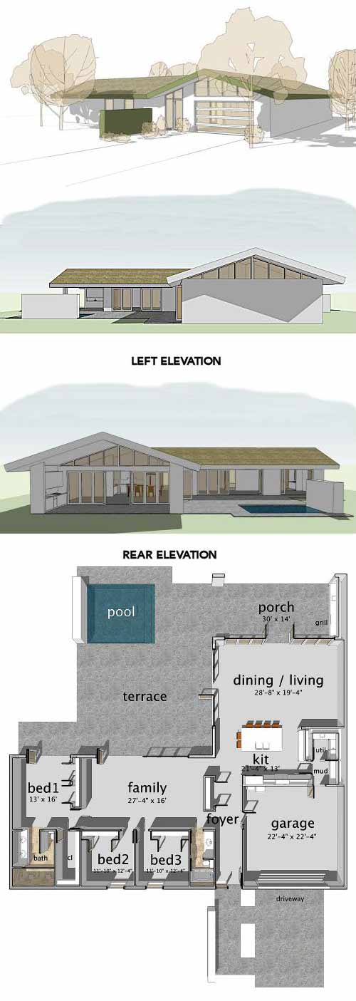 8 Cliff May inspired ranch house plans from Houseplans.com ... on ranch house landscaping, ranch house bathroom, ranch house curb appeal ideas, ranch house flooring, ranch house blueprints, ranch house elevation plans, ranch house plans with porches, ranch house kitchen design, ranch style house plans 2013, ranch house plans awesome, ranch house lighting, ranch house furniture, ranch house interior design, ranch house foundations,
