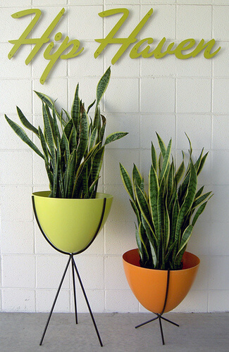 hip haven bullet planter