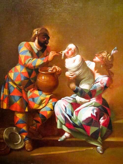 ringling musuem painting