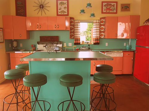 Kitchen Bath Remodel Gives Mid Century Home Modern Updates: Top 12 Reader Renovation And Decorating Projects Of The