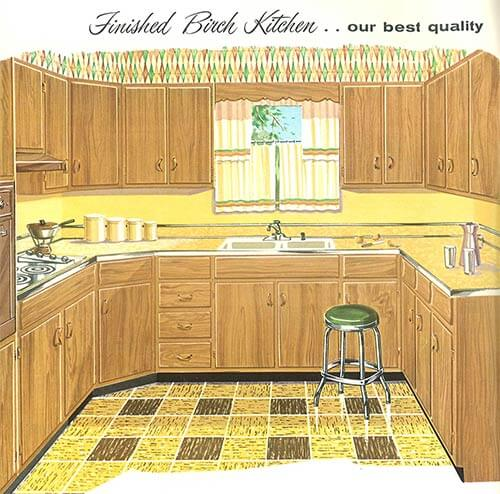Sears1958-Finished-birch-kitchen-retro