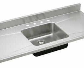 elkay-stainless-steel-drainboard-sink