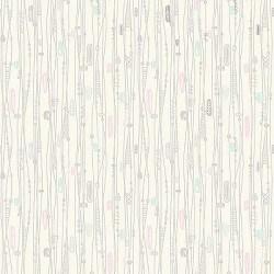 googie wallpaper Bradbury & Bradbury