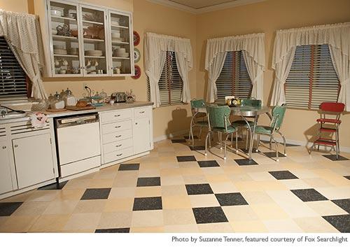 Alfred Hitchcock kitchen