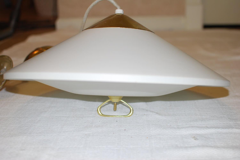 midcentury modern light