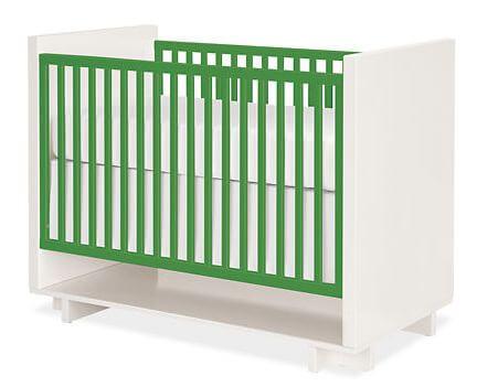 modern crib