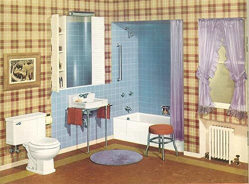 retro-vintage-blue-and-plaid-crane-bathroom