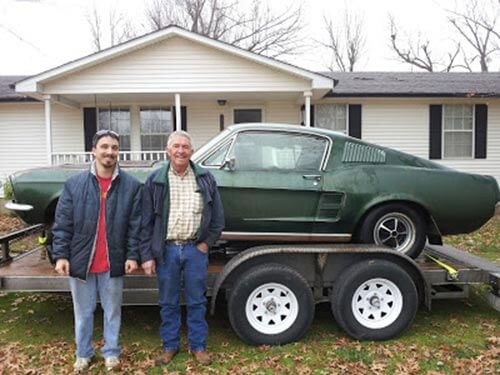 vintage-mustang-father-son-project-cul-de-sac-Shack