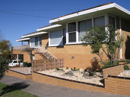 mid century modern house australia