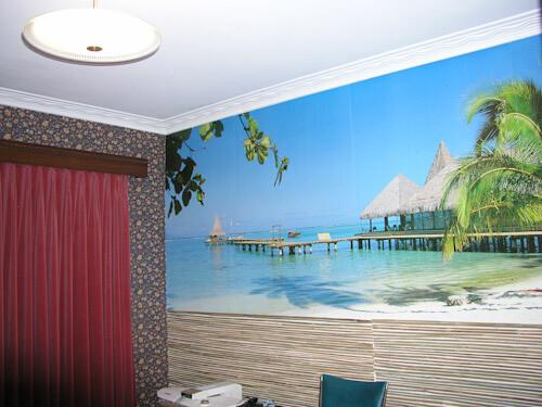 wallpaper mural