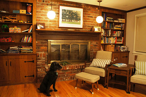 decorating fireplaces traditional