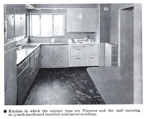retro kitchen islands formica catalog from 1938 50 colors and designs 12 1938