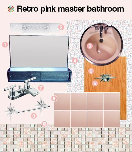 Retro-Pink-master-bathroom-mood-board