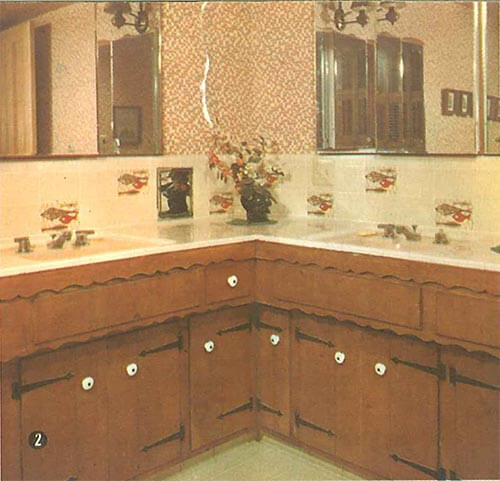 knotty-pine-cabinets-in-vintage-bathroom