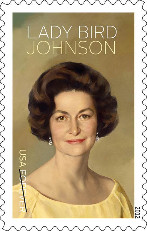lady-bird-johnson-commemorative-portrait-stamp