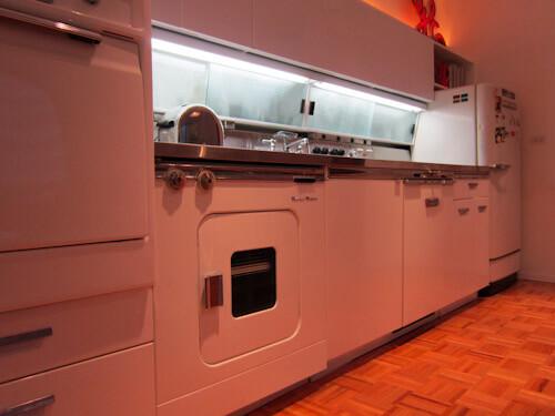 mies van der rohe kitchen remodel