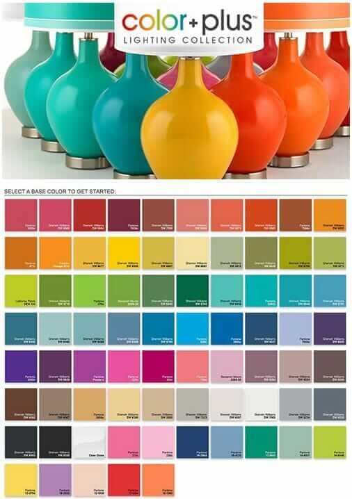 Glass table lamps in 75 colors modern design from lampsplus affordable modern lamps aloadofball Gallery