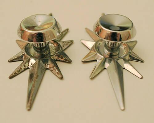 vintage-amerock-starburst-knob-and-backplate