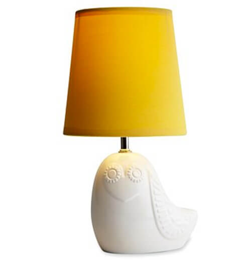 Jonathan adlers retro modern happy chic collection at jcp cheap jonathan adler owl lamp aloadofball Images