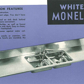 Monel-sink-stainless-steel-with-integral-counter