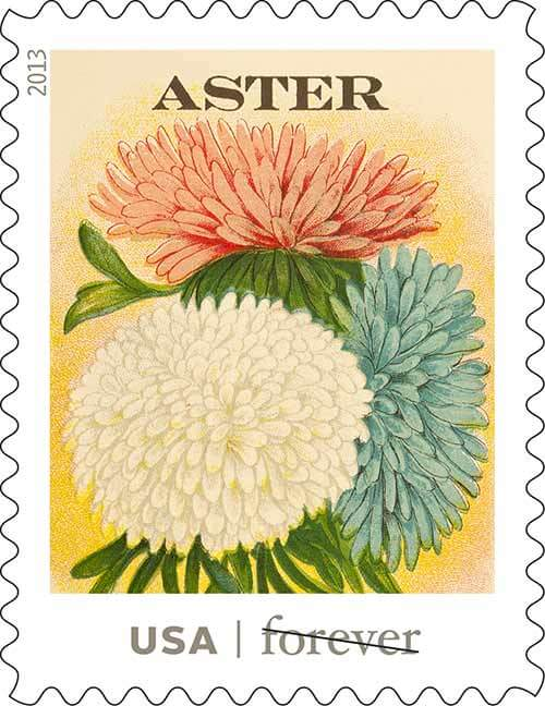 USPS-vintage-seed-packet-stamps-ASTER