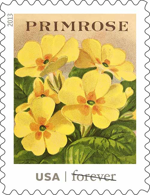 USPS-vintage-seed-packet-stamps-primrose