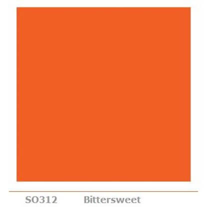 bittersweet orange laminate countertop color