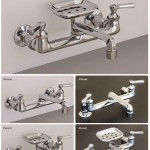 farmhouse kitchen sink faucets