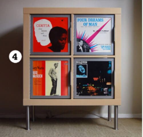 23 Ways To Frame Your Record Album Covers Retro Renovation