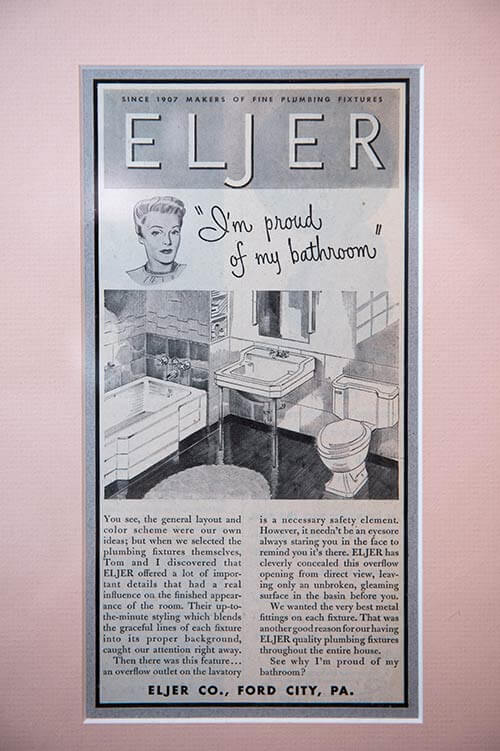 vintage-Eljer-bathroom-ad-framed
