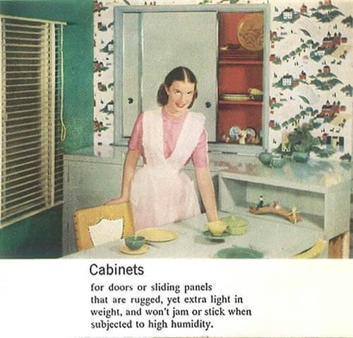 vintage-kitchen-green-and-yellow-retro
