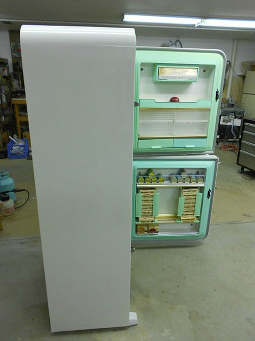vintage-white-and-aqua-refrigerator