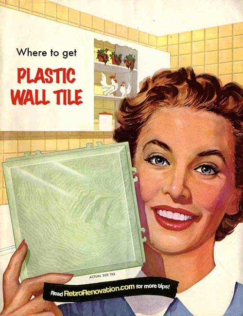 Where to find plastic tile retro renovation for Where to buy lucite