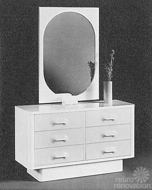 Broyhill Chapter One dresser mirror