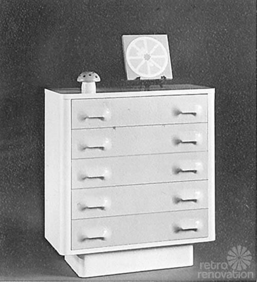 Broyhill Chapter One tall dresser