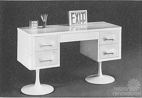 Broyhill Chapter One desk