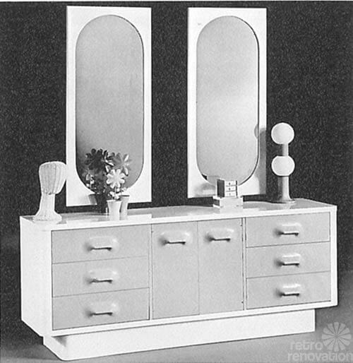 Broyhill Chapter One dresser