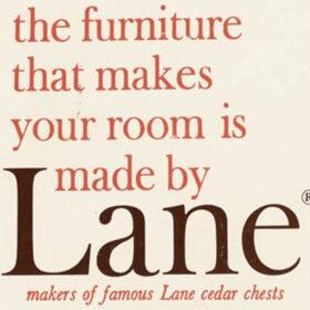 lane furniture catalog
