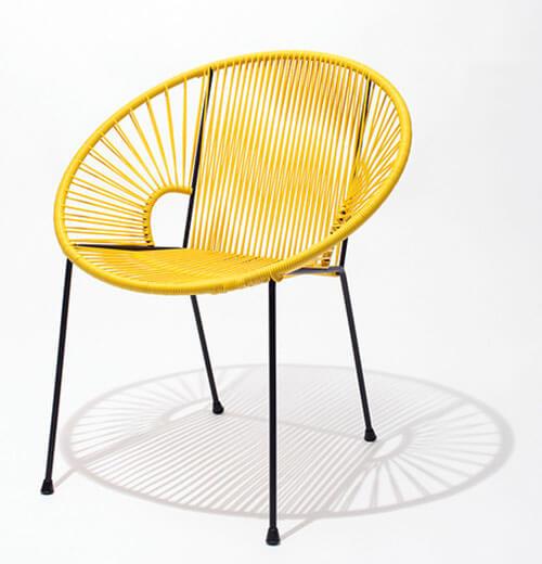 Innit- concha chair-mid-century