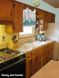 Retro decorating ideas for Angela's 1956 kitchen