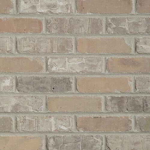 Interior brick veneer made from real bricks from for Interior brick veneer cost