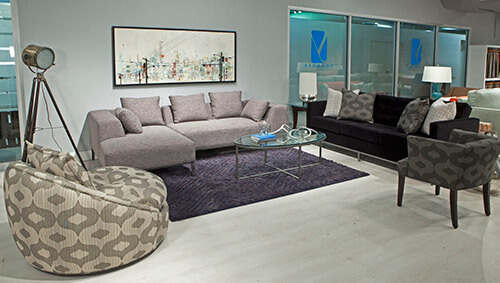 Younger Furniture Avenue 62 Couch