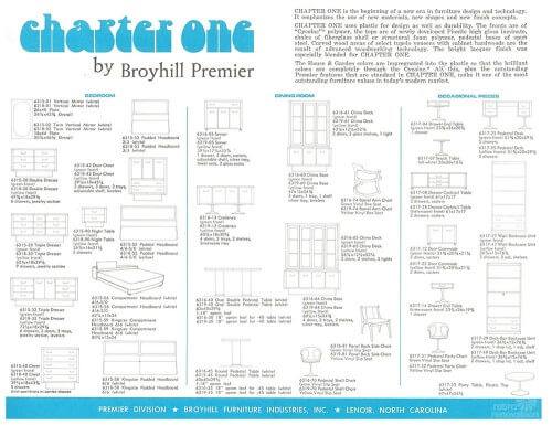 broyhill-chapter-one-product-sheet