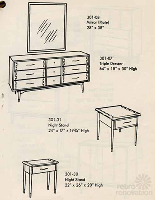 lane-acclaim-dresser-and-end-tables