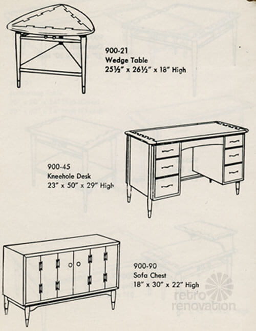 lane-acclaim-keyhole-desk-wedge-table