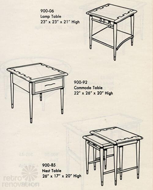 Vintage Lane Acclaim Catalog