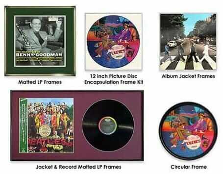 a3efb7a73453 23 ways to frame your record album covers - Retro Renovation