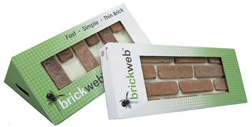 interior brick veneer from brickweb